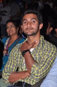 Actor Aadi @ Mudduga Movie Audio Launch Function Stills