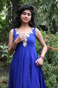 Actress Mridula Bhaskar @ Marumunai Movie Press Meet Stills