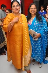 Sripriya, Saritha @ Malini 22 Palayamkottai Movie Premiere Show Stills
