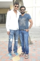 Prince, Sethu @ Manasunu Maaya Seyake Movie Press Meet Stills