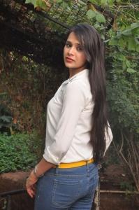 Kritika Singhal Stills @ Silk India Expo 2014, Hyderabad