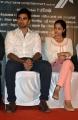 Ashok Selvan, Janani Iyer @ Thegidi Movie Press Meet Stills