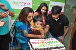 Green Trends Salon Launch