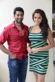Asmita Sood, Kranti @ Aa Aiduguru Movie Trailer Launch Photos