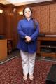 Singer Shalini @ Raajavin Sangeetha Thirunaal Press Meet Stills