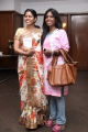 Costume Designer Vasuki Bhaskar @ Raajavin Sangeetha Thirunaal Press Meet Stills