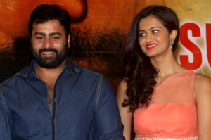 Nara Rohit @ Prathinidhi Movie Success Meet Stills