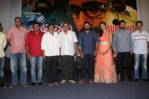 Prathinidhi Movie Success Meet Stills