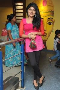 Actress Samyukta Hornad Stills @ Ulavacharu Biryani Premiere Show
