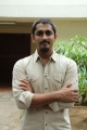 Tamil Actor Siddharth Narayan Press Meet Stills