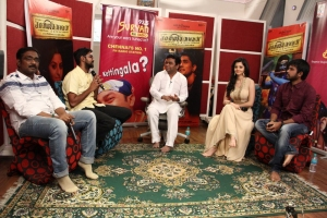 Kaaviya Thalaivan Audio Launch Stills
