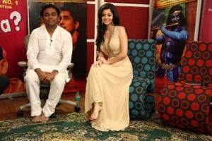 AR Rahman, Vedhika @ Kaaviya Thalaivan Audio Launch Stills