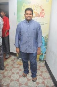 Music Director Ghibran @ Amara Kaaviyam Movie Press Meet Stills
