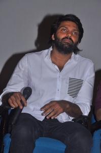 Actor Arya @ Amara Kaaviyam Movie Press Meet Stills