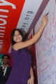 rituActress Ritu Barmecha Flags off Matrimony Xpress Stills