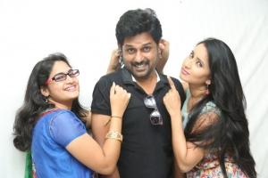 Krishnaveni, Altaf Hasan, Ishika Singh @ Malli Raadoy Life Movie Success Meet Stills