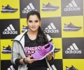 Sania Mirza launches Adidas 'Ultra Boost' running shoe Photos
