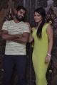 Dhruva, Neetu Chandra @ Thilagar Movie Interview Stills