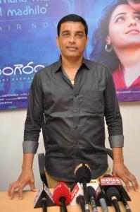 Producer Dil Raju Press Meet about OK Bangaram Movie