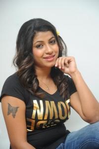 Geethanjali Thasya @ Romance with Finance Movie Audio Launch Stills