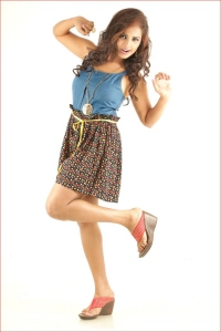 Actress Hashika Dutt Hot Photoshoot Stills