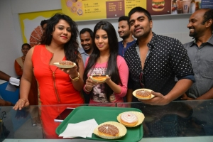 Makers of Milk Shakes(MOM) & Donut House launch @ Secunderabad