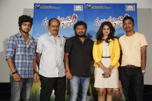 Krishnamma Kalipindi Iddarini Movie Press Meet Stills