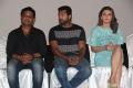 Lakshman, Jayam Ravi, Hansika @ Romeo Juliet Movie Team Interview Stills