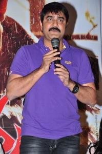 Actor Srikanth @ Terror Movie Logo Launch Stills