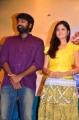 Vijay Sethupathi, Aashritha @ Orange Mittai Movie Press Meet Stills