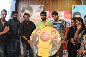 Vasuvum Saravananum Onna Padichavanga Audio Launch Stills