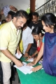 Actor Kamal Haasan @ Cine & TV Dancers & Dance Directors Association Election Stills
