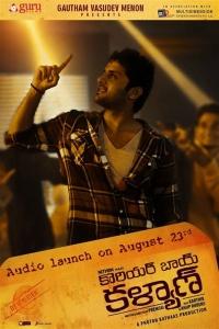 Actor Nitin in Courier Boy Kalyan Movie Posters