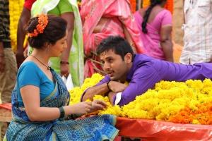 Yami Gautam, Nitin in Courier Boy Kalyan Movie New Stills
