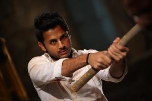 Actor Nitin in Courier Boy Kalyan Movie New Stills