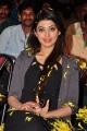 Actress Pranitha Subhash at Dynamite Pre Release Promotion Tour @ Rajahmundry