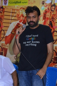 Actor Premji Amaran @ Maanga Movie Press Meet Stills