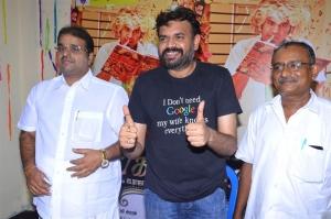 PCK Sakthivel, Premji Amaran @ Maanga Movie Press Meet Stills