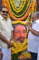 S Peter Alphonse, BS Gnanadesikan Respect for Sivaji Statue Photos