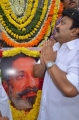 Prabhu Ganesan Respect for Sivaji Statue Photos