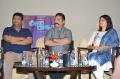 Rajesh M Selva, Kamal Hassan, Amala Akkineni @ Cheekati Rajyam Movie Thanks Meet Stills