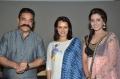 Kamal Hassan, Amala Akkineni, Madhu Shalini @ Cheekati Rajyam Movie Thanks Meet Stills