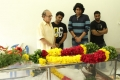 Celebrities paid homage to Satyamurthy (Music Director DSP Father)