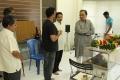SP Balasubrahmanyam paid homage to Satyamurthy (Music Director DSP Father)