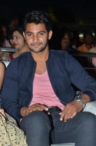 Actor Aadi @ Garam Movie Audio Launch Stills