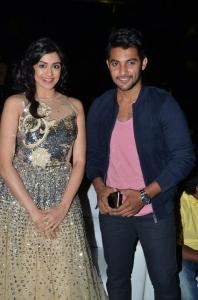 Adah Sharma, Aadi @ Garam Movie Audio Launch Stills