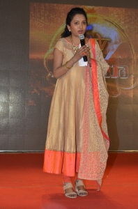 Anchor Suma @ Garam Movie Audio Launch Stills