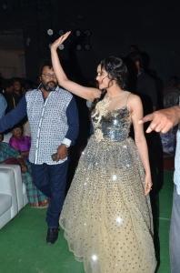 Actress Adah Sharma @ Garam Movie Audio Launch Stills