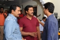 Anil Sunkara, Sunil, Veeru Potla @ Eedu Gold Ehe Movie Opening Photos