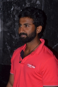 Mahendran @ Saahasam Movie Preview Show Stills